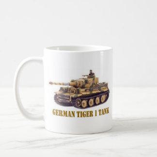 GERMAN TIGER 1 TANK COFFEE MUG