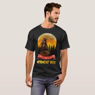 German Werwolf Bier - Bavarian Werewolf T-Shirt