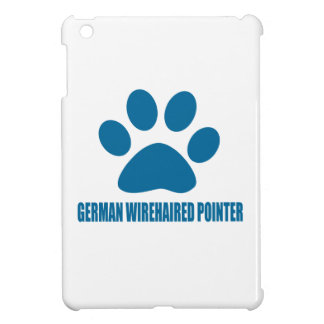 GERMAN WIREHAIRED POINTER DOG DESIGNS iPad MINI CASE
