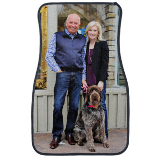 German Wirehaired Pointer - Lexy Car Mat