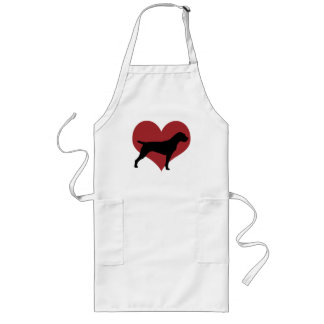 German Wirehaired Pointer Long Apron