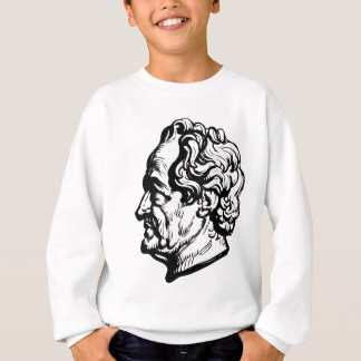 German writer Goethe Sweatshirt