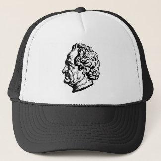 German writer Goethe Trucker Hat