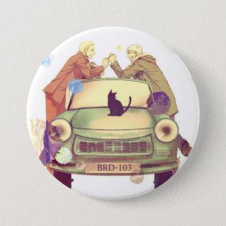 Germancest - Hetalia 3 Inch Round Button