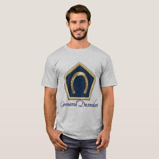 Germanna Descendant Men's T-shirt