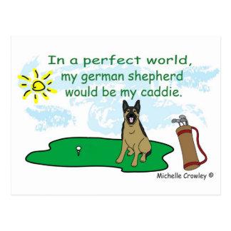 GermanShepherd Postcard