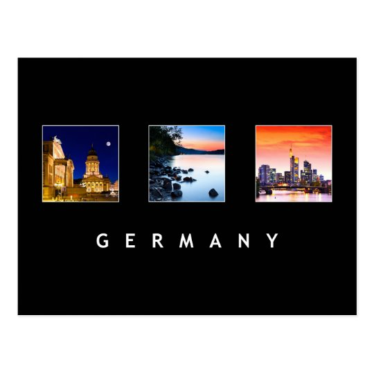Germany 01D Postcard