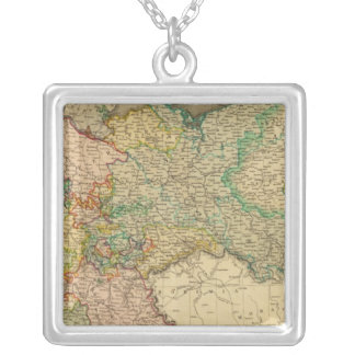Germany 10 silver plated necklace