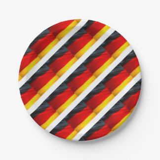 GERMANY 7 INCH PAPER PLATE