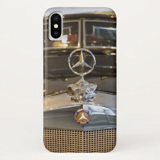 Germany, Baden-Wurttemberg, Stuttgart. Mercedes iPhone X Case