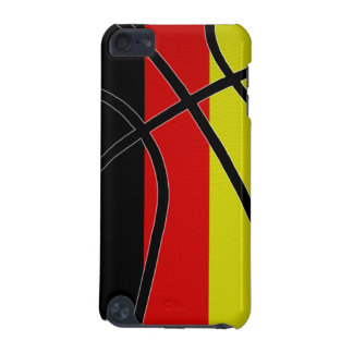 Germany Basketball iPod Touch Case
