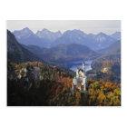 Germany, Bavaria, Neuschwanstein Castle. King Postcard