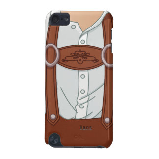 Germany Bavarian Lederhose iPod 5 Case