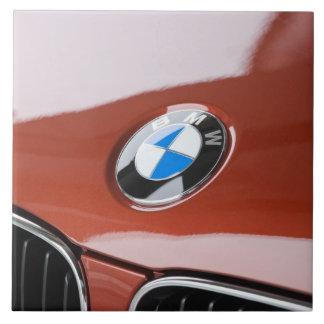 Germany, Bayern-Bavaria, Munich. BMW Welt Car 2 Ceramic Tile