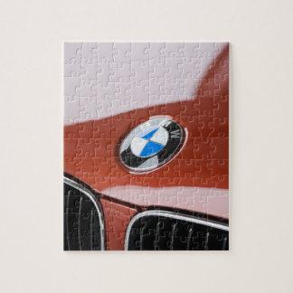 Germany, Bayern-Bavaria, Munich. BMW Welt Car 2 Jigsaw Puzzle