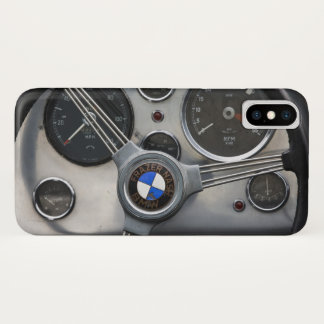 Germany, Bayern-Bavaria, Munich. BMW Welt Car iPhone X Case