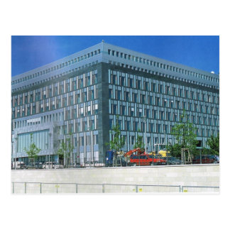 Germany Berlin Federal Press Office Post Card