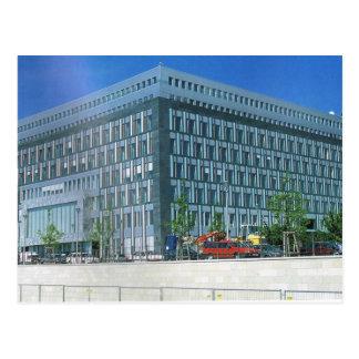 Germany, Berlin,Federal Press Office Postcard