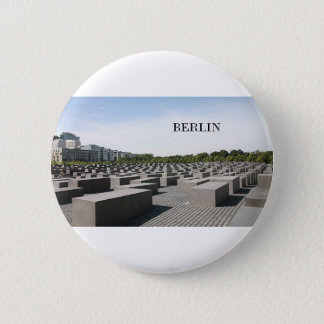 Germany Berlin Holocaust (St.K) 2 Inch Round Button