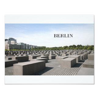 Germany Berlin Holocaust (St.K) Card
