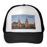 Germany Berlin Oberbaumbrucke (St.K.) Hat