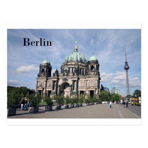 Germany Berlin (St.K) Postcards
