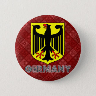 Germany Coat of Arms 2 Inch Round Button