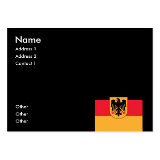 Germany Coat of Arms Business Card Template