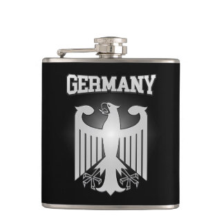 Germany Coat of Arms Flasks