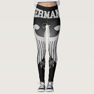 Germany Coat of Arms Leggings