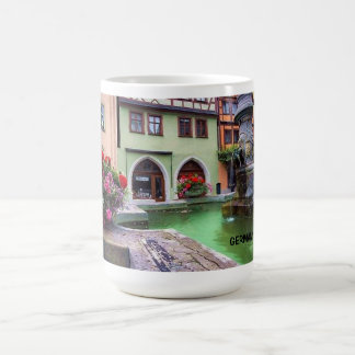 GERMANY COFFEE MUG