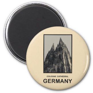 Germany Cologne Cathedral Magnet