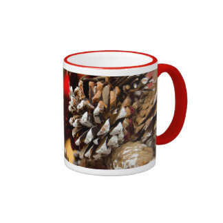 Germany, Cologne. Cologne Cathedral Christmas Ringer Coffee Mug