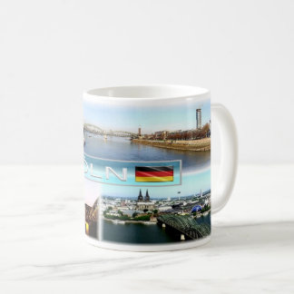Germany - Cologne - Köln - Coffee Mug