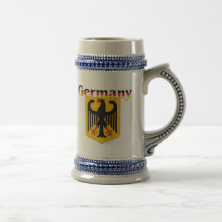 Germany Crest / German Coat of Arms Stein