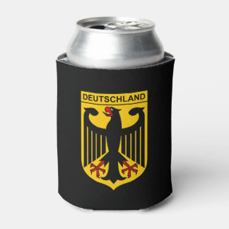 Germany ~ Deutschland Coat of Arms Can Cooler
