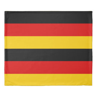 Germany Deutschland Flag King Duvet Cover