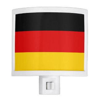 Germany Deutschland flag Nite Light