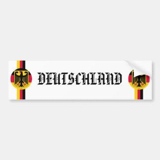 Germany Deutschland Fußball Soccer Auto Sticker