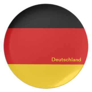 GERMANY DINNER PLATE