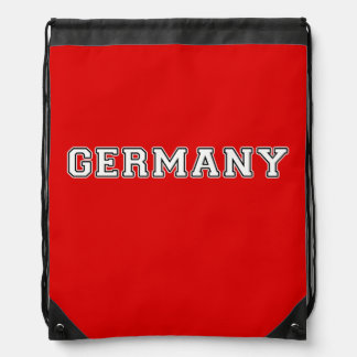 Germany Drawstring Bag