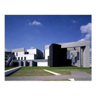 Germany, Duisburg, modern synagogue Postcard