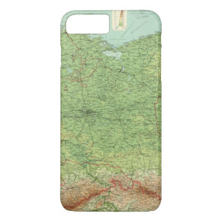Germany eastern section iPhone 7 plus case