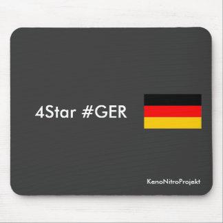 Germany Fan Wear and Stuff Mouse Pad