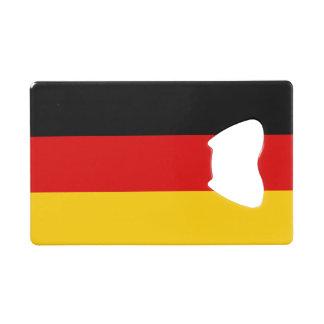 Germany Flag Credit Card Bottle Opener