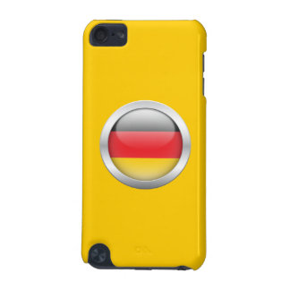 Germany Flag in Orb iPod Touch 5G Covers