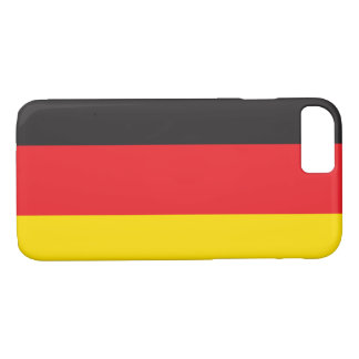 GERMANY FLAG iPhone 7 CASE