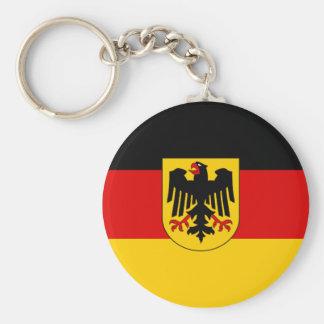 Germany Flag Keychain