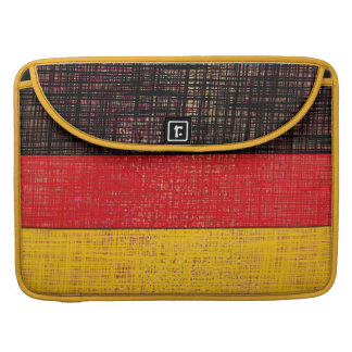 GERMANY FLAG MacBook Pro Sleeve