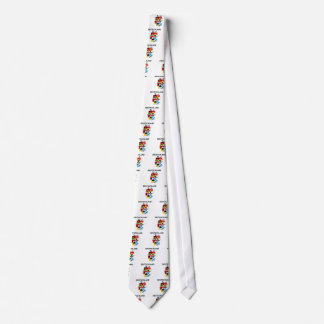 germany flag map tie